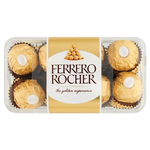 Ferrero Rocher Bonbons voorkant
