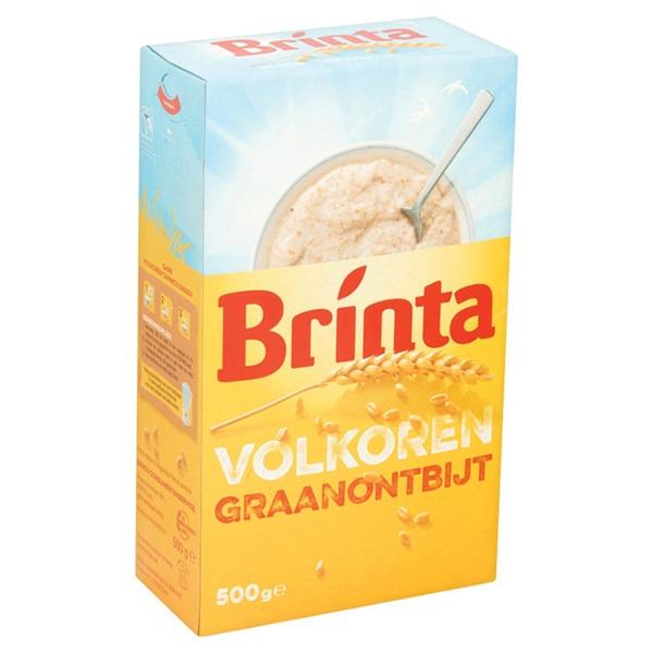 Brinta Pap Classic achterkant