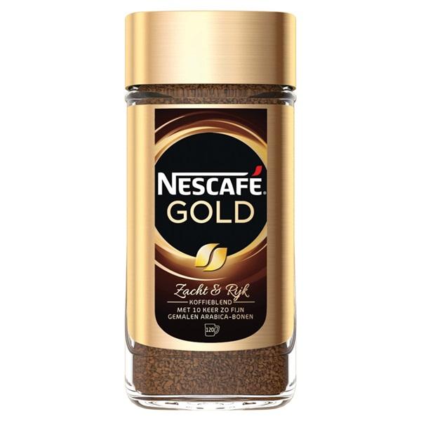 Nescafé Koffie Gold Melange voorkant