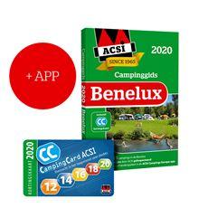 ACSI CAMPINGGIDS BENELUX 2020 + APP
