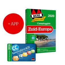 ACSI CAMPINGGIDS ZUID-EUROPA 2020 + APP