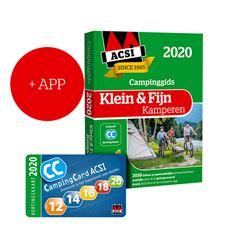 ACSI KLEIN & FIJN KAMPEREN GIDS 2020 + APP