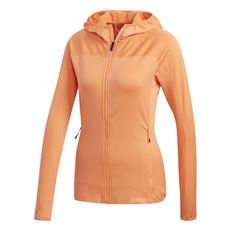 ADIDAS TERREX TRACEROCKER HOODED FLEECE DAMES