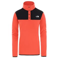 THE NORTH FACE TKA GLACIER SNAP-NECK DAMES