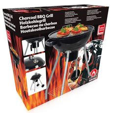 BBQ COLLECTION BARBECUE HOUTSKOOL