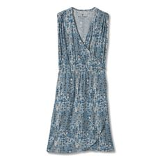 ROYAL ROBBINS NOE CROSS-OVER DRESS DAMES