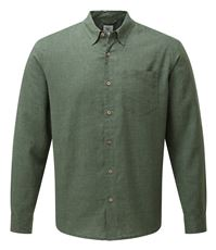 TENTREE MANCOS HEMP BUTTON UP HEREN