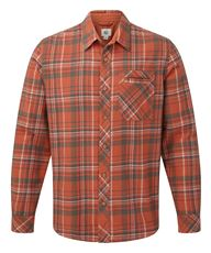 TENTREE BENSON HEMP BUTTON UP HEREN