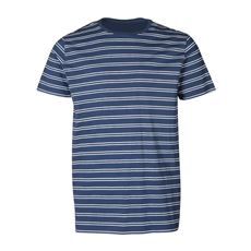 BRUNOTTI T-SHIRT TIM TWIN STRIPE HEREN