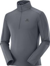 SALOMON OUTRACK HALF ZIP MID HEREN