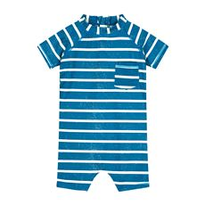 SHIWI FRESH STRIPE PLAYSUIT KINDEREN