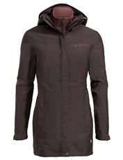 VAUDE IDRIS 3IN1 PARKA II DAMES