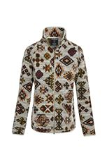 SHERPA LUMBINI FULL ZIP DAMES