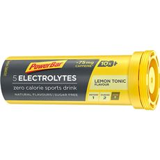 POWERBAR ELECTROLYTE TABS LEMON TONIC BOOST