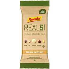 POWERBAR REAL5BAR BANANA HAZELNUT