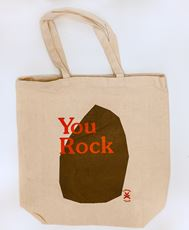 VRIJBUITER TOTEBAG YOU ROCK