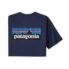 PATAGONIA P-6 LOGO RESPONSIBILI-TEE HEREN