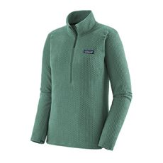 PATAGONIA R1 AIR ZIP NECK DAMES