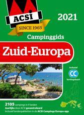ACSI CAMPINGGIDS ZUID-EUROPA 2021 + APP