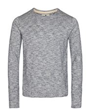 ANERKJENDT SWEAT AKIRUDI INJECTED YARN KNIT HEREN