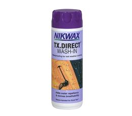 NIKWAX TX. DIRECT WASH-IN