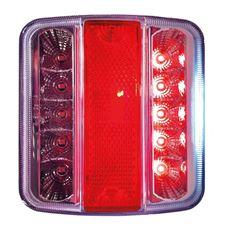 PRO PLUS ACHTERLICHT 4 FUNCTIES LED