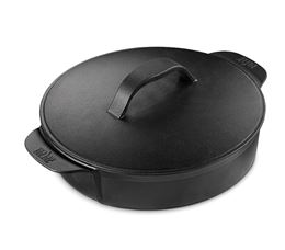 WEBER GOURMET DUTCH OVEN