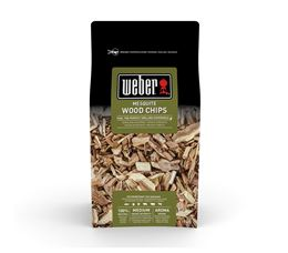 WEBER WOOD CHIPS MESQUITE