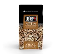 WEBER WOOD CHIPS WHISKEY OAK