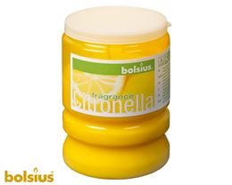 BOLSIUS PARTY LIGHT CITRONELLA