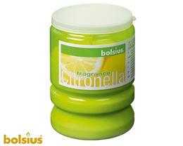 BOLSIUS PARTY LIGHT CITRONELLA