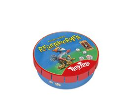 999 GAMES TINY TINS: REGENWORMEN