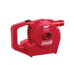 COLEMAN RECHARGEABLE QUICKPUMP 12 & 230V