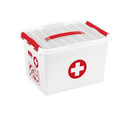 SUNWARE Q-LINE FIRST AID BOX