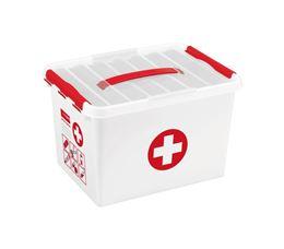 SUNWARE Q-LINE FIRST AID BOX