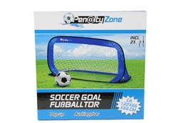 PENALTY ZONE VOETBALGOAL