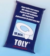 TOLY WC-BRILDEKJES