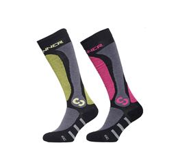 SINNER 2-PACK PRO SOCKS DAMES
