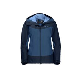 JACK WOLFSKIN NORTH RIDGE WATERDICHTE JAS DAMES