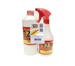 123 CLEAN PAKKET