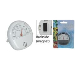 WILDERNESS THERMOMETER MET MAGNEET - 2 ASSORTI