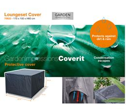 GARDEN IMPRESSIONS COVERIT  LOUNGE