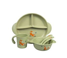 THE ZOO ECO KIDS FOX SET