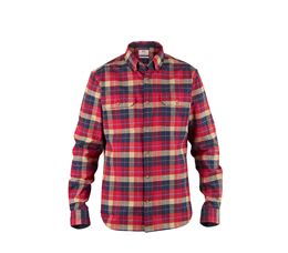FJALLRAVEN SINGI HEAVY FLANNEL SHIRT HEREN
