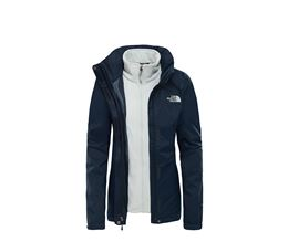 THE NORTH FACE EVOLVE II TRICLIMATE DAMES