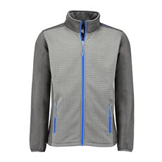 KJELVIK FRITS TC FLEECE HEREN