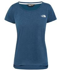 THE NORTH FACE INLUX TOP SHIRT DAMES