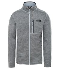 THE NORTH FACE CANYONLANDS FULLZIPP FLEECE HEREN