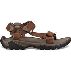TEVA TERRA FI 5 UNIVERSAL LEATHER SANDALEN HEREN