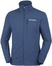 COLUMBIA HEATHER CANYON HOODLESS SOFTSHELL JAS HEREN